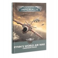 Rynn's World Air War Campaign Book Aeronautica Imperialis Games Workshop