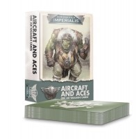 Aircraft and Aces Ork Air Waaagh! Cards Aeronautica Imperialis Games Workshop