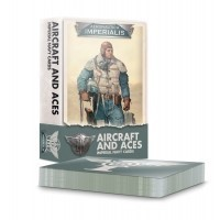 Aircraft and Aces Imperial Navy Cards Aeronautica Imperialis Games Workshop