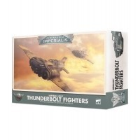 Imperial Navy Thunderbolt Fighters Aeronautica Imperialis Games Workshop
