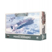 Ork Air Waaagh! Fighta Bommerz Aeronautica Imperialis Games Workshop