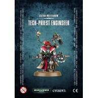 WARHAMMER 40000: Tech-Priest Enginseer Astra Militarum Games Workshop