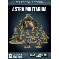 WARHAMMER 40000: START COLLECTING! ASTRA MILITARUM