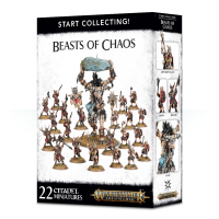 Warhammer Age of Sigmar: Start Collecting! Beasts of Chaos Beasts of Chaos Games Workshop