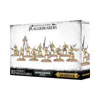 Warhammer: Plaguebearers of Nurgle Daemons of Chaos Games Workshop