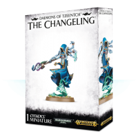 Warhammer: The Changeling Daemons of Chaos Games Workshop