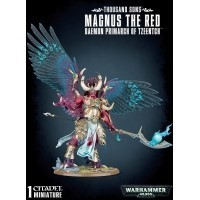 Warhammer 40000: Magnus the Red