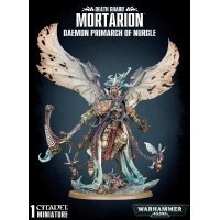 Warhammer 40000: Mortarion, Daemon Primarch of Nurgle