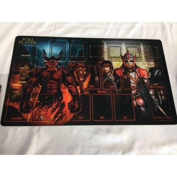 Roll Player: Playmat