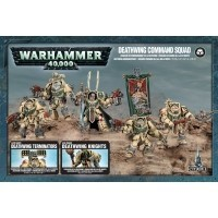 Warhammer 40000: Deathwing Command Squad Dark Angels Games Workshop