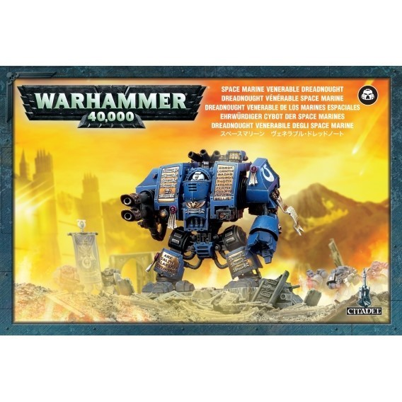 Warhammer 40000: Venerable Dreadnought