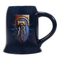 Warhammer Age of Sigmar Tankard Mug Stormcast Shield Pozostałe Half Moon Bay