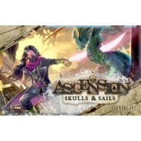 Ascension: Skulls & Sails Karciane Stone Blade Entertainment