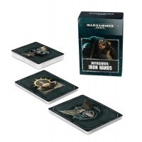 Warhammer 40000 Datacards: Iron Hands