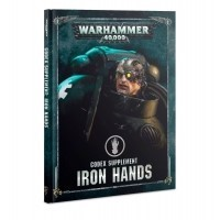 Warhammer 40000: Codex Supplement: Iron Hands