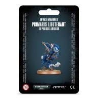 Warhammer 40000: Primaris Lieutenant in Phobos Armour