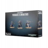 Warhammer 40000: Eliminators Space Marines Games Workshop