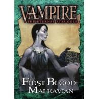 Vampire: the Eternal Struggle - First Blood: Malkavian