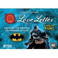 Love Letter: Batman Karciane Alderac Entertainment Group