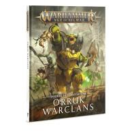 Warhammer Age of Sigmar Battletome: Orruk Warclans Destruction Games Workshop