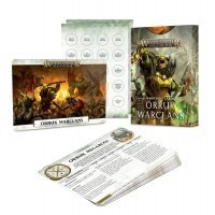 Warhammer Age of Sigmar: Warscroll Cards: Orruk Warclans