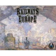 Railways of Europe (2017 Edition) - EN