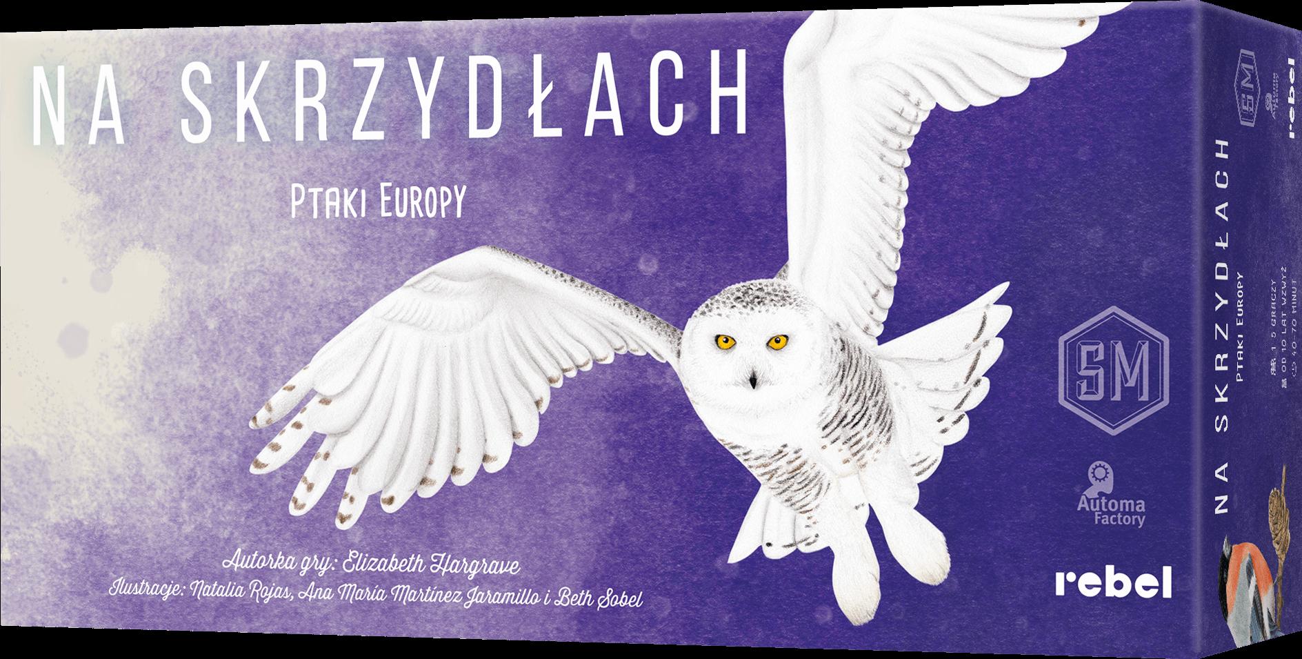 Na skrzydłach: Ptaki Europy