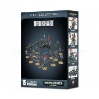 Warhammer 40000: Start Collecting! Drukhari