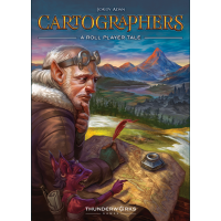 Cartographers: A Roll Player Tale Rodzinne Thunderworks Games