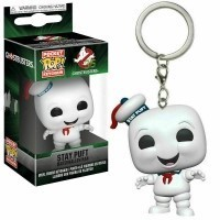 Funko POP Keychains: Ghostbusters - Stay Puft