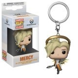 Funko POP Keychains: Overwatch - Mercy