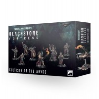 Warhammer Quest: Blackstone Fortress – Cultists of the Abyss Warhammer Quest: Blackstone Fortress Games Workshop