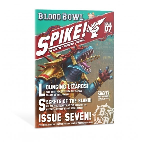 Blood Bowl Spike! Journal Issue 7