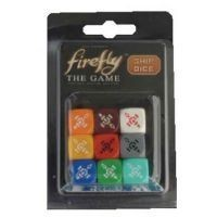 Firefly: The Board Game - Ship Dice