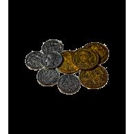 Nanty Narking: Metalowe Monety Monety Phalanx Games