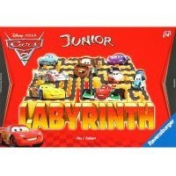 Labyrinth Junior (Auta 2) Dla dzieci Ravensburger