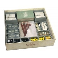 Folded Space: organizer do gry Teotihuacan