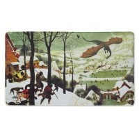 Dragon Shield Play Mat - Hunters in the Snow Dragon Shield Arcane Tinmen