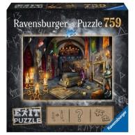 Puzzle 759 el. EXIT Zamek rycerski