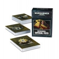 Warhammer 40000: Datacards: Imperial Fists