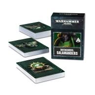 Warhammer 40000: Datacards: Salamanders