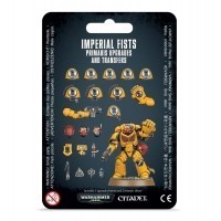 Warhammer 40000: Imperial Fists Primaris Upgrades and Transfers
