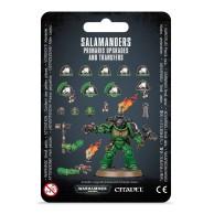 Warhammer 40000: Salamanders Primaris Upgrades and Transfers
