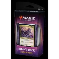 Brawl Deck Throne of Eldraine - Faerie Schemes Pozostałe Wizards of the Coast
