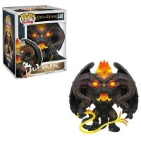 "Figurka Funko POP Movies: LOTR/Hobbit - 6\"" Balrog Funko - Władca Pierścieni Funko - POP!"