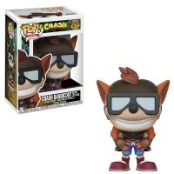 Figurka Funko POP Games: Crash Bandicoot w/ Jet Pack (Exc) (CC) Funko - Games Funko - POP!