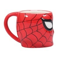 Kubek Marvel Shaped Spider-Man Kubki GB eye