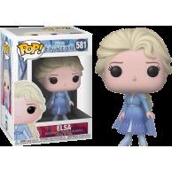 Figurka Funko POP Disney: Frozen Kraina Lodu 2 - Elsa