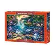 Puzzle 1500 el. Rajska Dżungla