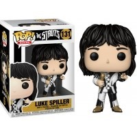 Funko POP Rocks: Luke Spiller